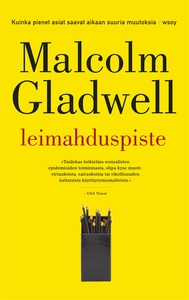 Leimahduspiste (e-bok) av Malcolm Gladwell