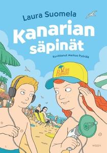 Kanarian säpinät (e-bok) av Laura Suomela