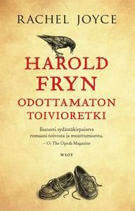 Harold Fryn odottamaton toivioretki (e-bok) av