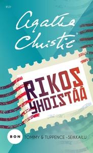 Rikos yhdistää (e-bok) av Agatha Christie