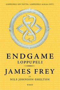 Endgame - Loppupeli (e-bok) av James Frey, Nils