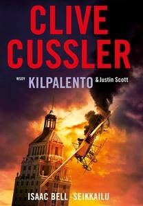Kilpalento (e-bok) av Clive Cussler, Justin Sco