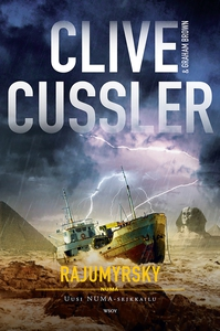 Rajumyrsky (e-bok) av Clive Cussler