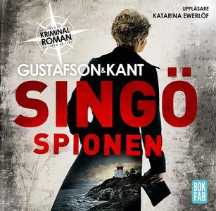 Singöspionen (ljudbok) av Anders Gustafson, Joh