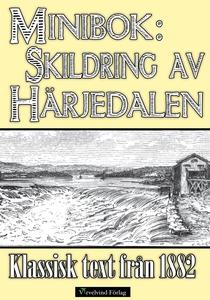 Minibok: Skildring av Härjedalen 1882 (e-bok) a
