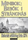 Minibok: Ett besök i Strängnäs 1874
