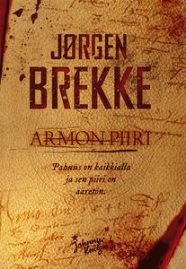 Armon piiri (e-bok) av Jørgen Brekke