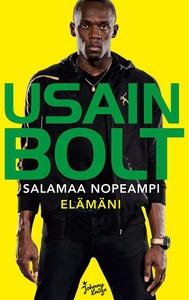 Usain Bolt: Salamaa nopeampi (e-bok) av Usain B