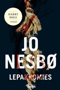 Lepakkomies (e-bok) av Jo Nesbø