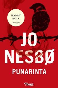 Punarinta (e-bok) av Jo Nesbø