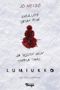 Lumiukko (e-bok) av Jo Nesbø