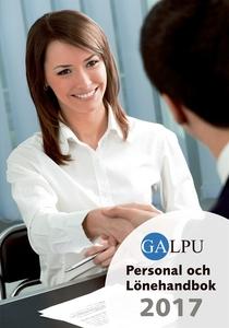 GALPU Personal och Lönehandbok 2015 (e-bok) av