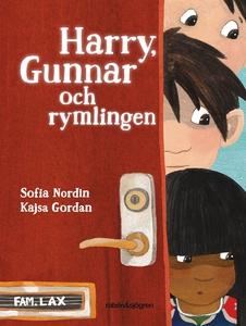 Harry, Gunnar och rymlingen (e-bok) av Sofia No