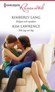 Helgon och syndare/När jag ser dig (e-bok) av K