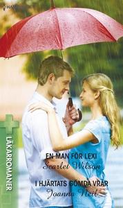 En man för Lexi/I hjärtats gömda vrår (e-bok) a