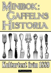 Minibok: Gaffelns historia 1889 (e-bok) av Jako