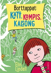 Borttappat: katt, kompis, kalsong (e-bok) av El