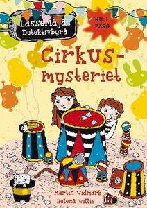Cirkusmysteriet (e-bok) av Martin Widmark