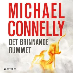 Det brinnande rummet (ljudbok) av Michael Conne