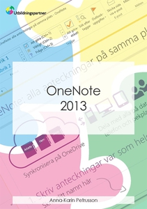 OneNote (e-bok) av Anna-Karin Petrusson