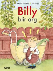 Billy blir arg (e-bok) av Birgitta Stenberg