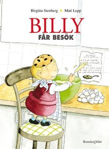 Billy får besök (e-bok) av Birgitta Stenberg