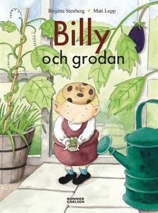 Billy och grodan (e-bok) av Birgitta Stenberg
