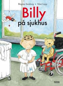 Billy på sjukhus (e-bok) av Birgitta Stenberg