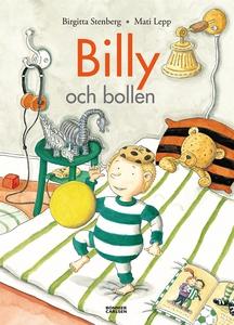 Billy och bollen (e-bok) av Birgitta Stenberg