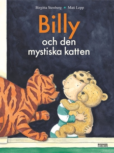 Billy och den mystiska katten (e-bok) av Birgit
