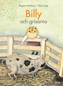 Billy och grisarna (e-bok) av Birgitta Stenberg
