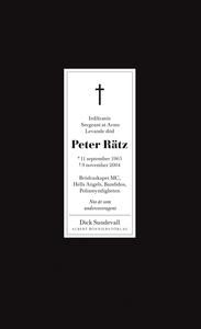 Peter Rätz : Nio år som undercoveragent (e-bok)