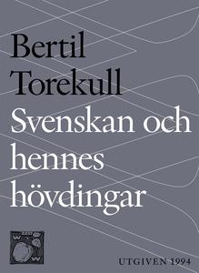 Svenskan och hennes hövdingar (e-bok) av Bertil