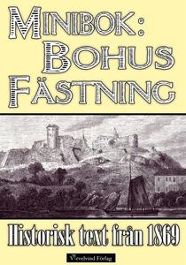 Minibok: Bohus fästning 1869 (e-bok) av