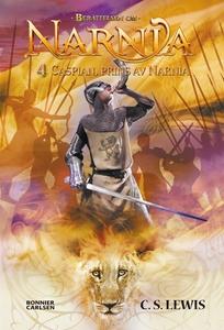 Caspian, prins av Narnia (e-bok) av C.S. Lewis,