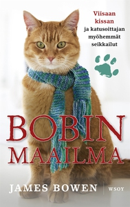 Bobin maailma (e-bok) av James Bowen