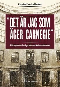 Det är jag som äger Carnegie (e-bok) av Karolin