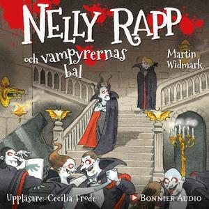 Vampyrernas bal (ljudbok) av Martin Widmark