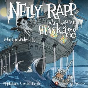 Kapten Blåskägg (ljudbok) av Martin Widmark