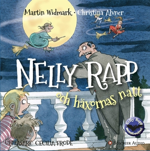 Nelly Rapp och häxornas natt (ljudbok) av Marti