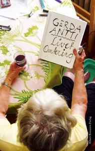 Livet omkring (e-bok) av Gerda Antti