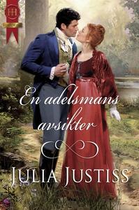 En adelsmans avsikter (e-bok) av Julia Justiss