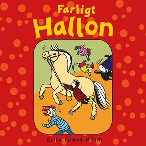 Farligt Hallon (ljudbok) av Erika Eklund