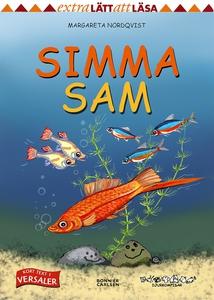 Simma Sam (e-bok) av Margareta Nordqvist