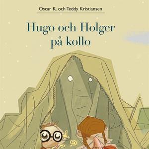 Hugo och Holger 5: Hugo och Holger på kollo (lj