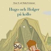 Hugo och Holger på kollo
