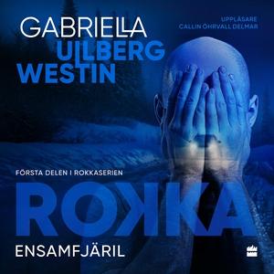 Ensamfjäril (ljudbok) av Gabriella Ullberg-West