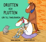 Drutten och Plutten går till tandläkaren.