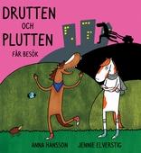 Drutten och Plutten får besök.