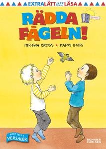 Rädda fågeln! (e-bok) av Helena Bross